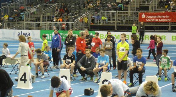 30. Schüler-Leichtathletik-Meisterschaft in Karlsruhe