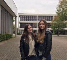 Emma Käpplein und Jule Schwartz neue Jugendauslandsberater