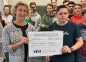 Verein der Karlsruher Ingenieure spendet 3500 Euro