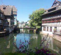 9er und 10er erkunden Strasbourg