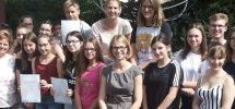 Copernicus-Schüler überzeugen im Bundeswettbewerb Fremdsprachen