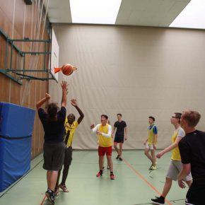 Projekttage 2017 - Basketball