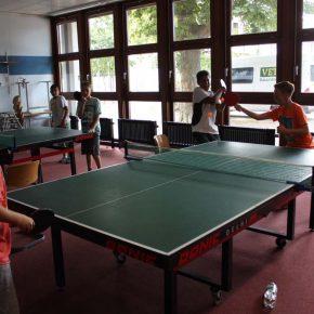 Projekttage 2017 - Tischtennis