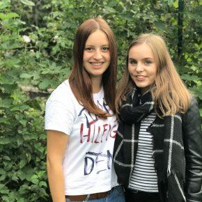 Presse: Franziska und Lilien