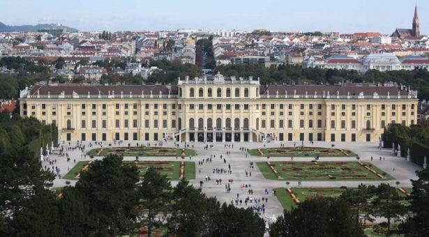 Studienfahrt Wien 2017