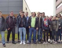 Genlabor statt Biosaal: Biologie-Kurs der KS1 in Heidelberg