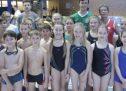 CopGym bei den 30. Schüler-Schwimm-Meisterschaften im Fächerbad Karlsruhe