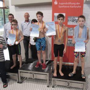 Schwimmmeisterschaften 2017