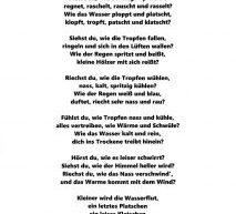 Gedichte der 6c