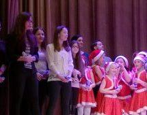 Weihnachtskonzert der Musik- und Kunstschule