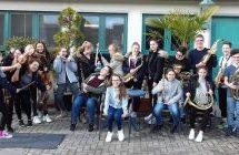 CopGym-Orchester: Probentage 2018