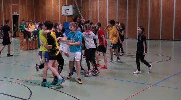 Völkerballturnier der SMV 2018 (2)
