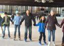 Schlittschuhlaufen der Klassen 6b und 6d