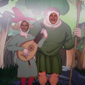 Auf den Spuren Robin Hoods 2