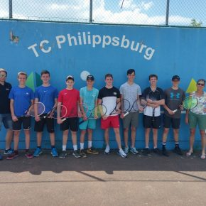 JtfO 2018 Tennis