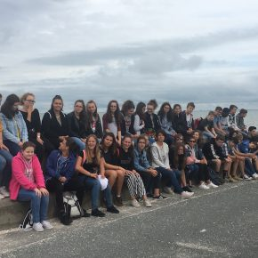 Gruppenbild in La Rochelle
