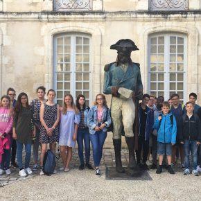Statue von François-Dominique Toussaint Louverture, der die Revolution nach Haiti brachte und den ersten erfolgreichen Sklavenaufstand in einer Kolonie anführte.