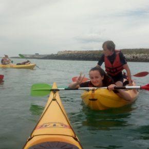 2018 Frankreichaustausch Kayak 21