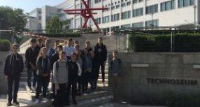 Klasse 9c im Technoseum Mannheim