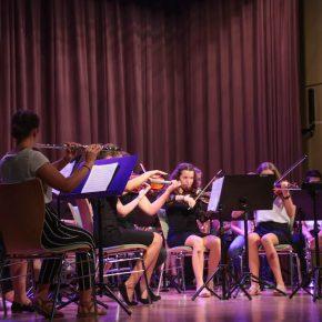 Das CopGym-Orchester.