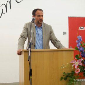 Jahrgangsstufenlehrer Stefan Jutzi