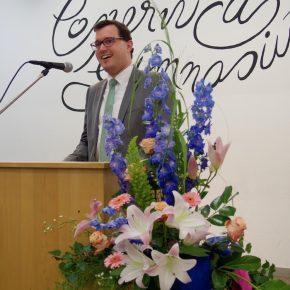 Alexander Belz, Vorsitzender des Freundeskreises