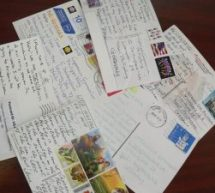 Unser Postkartenprojekt