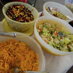 ... und Salate