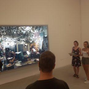 MUSEUM Ronja und Isabelle erklären The Invisible Man