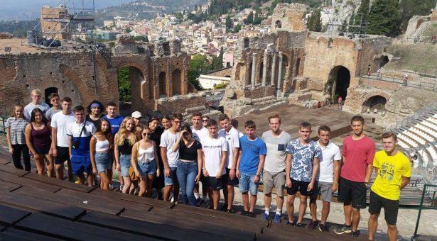 Studienfahrt Sizilien  – Live Blog (5)