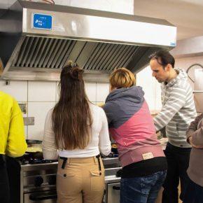 Herr Wimmer lernt kochen
