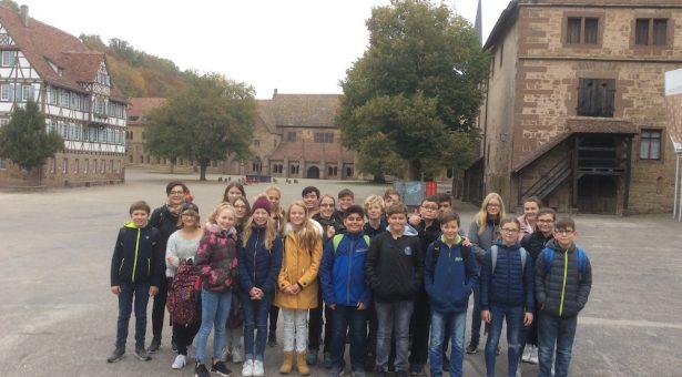 Die 7d im Kloster Maulbronn
