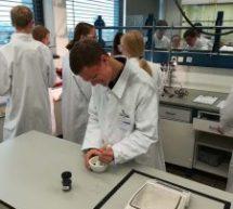 Besuch der 10c bei der BASF in Ludwigshafen