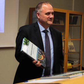 Der Bürgermeister der Stadt Philippsburg, Stefan Martus