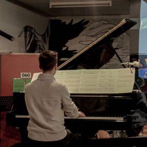 Debussy und Gershwin und Brestel