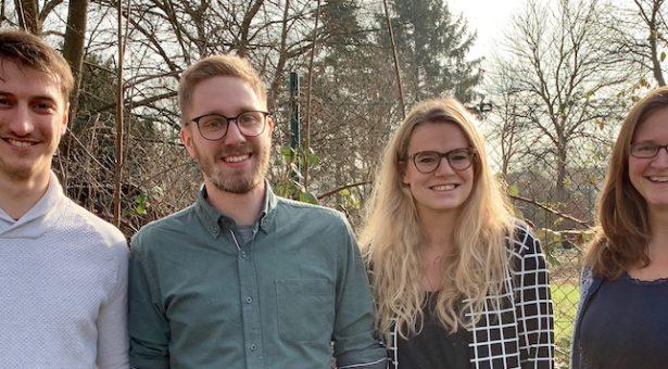 Die neuen Referendarinnen und Referendare 2019