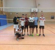 Impressionen vom RP-Finale der Volleyballer WK1