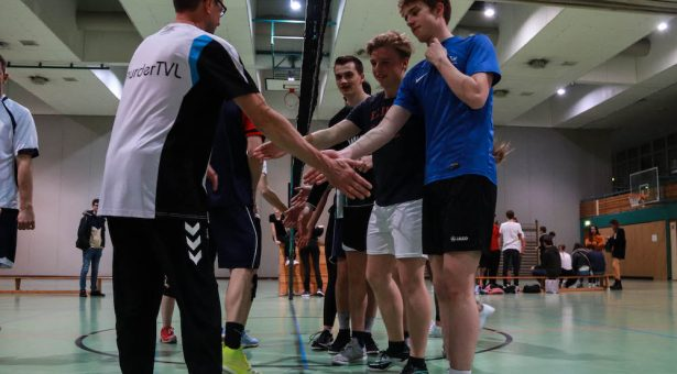 Volleyball-Turnier 2019