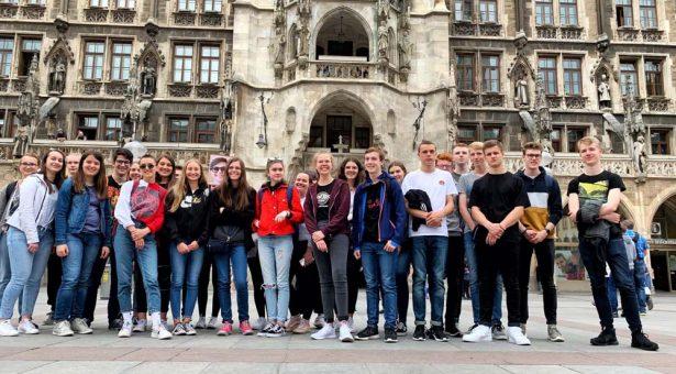 Münchenfahrt der 10b und 10c im live blog (3)