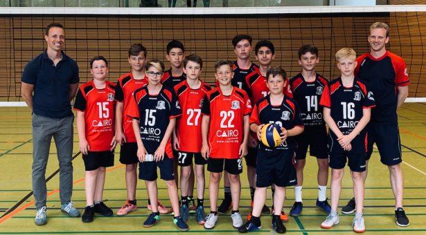 Jugend trainiert… Volleyball: Überraschung im RP-Finale