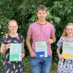 Klasse 10/KS1 Melanie, Matthias, Sophia
