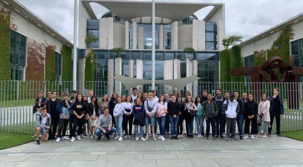 Berlinfahrt der Leistungskurse GK und Geschichte (2)