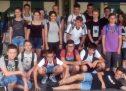 Ausflug der Klasse 8b nach Karlsruhe