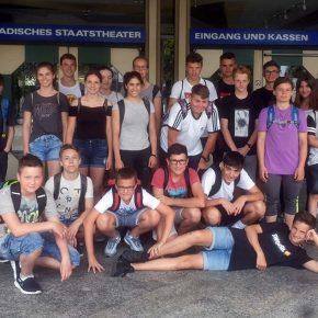Klasse 8b Karlsruhe 2019