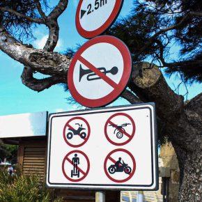 Trompeten nicht erlaubt!