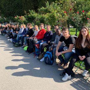 Studienfahrt Wien 2019 - 22