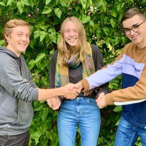 Finanzen: Fabian, Jule, Jakob