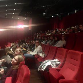 2019 10 Spanischklassen im Kino2