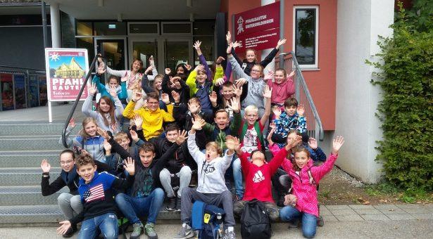 Landschulheimaufenthalt der Klasse 6C vom 07.-11. Oktober 2019