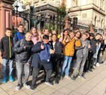 Ausflug der Klasse 7B zum Literaturmuseum